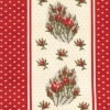 American Banner Rose - Border Stripe-0