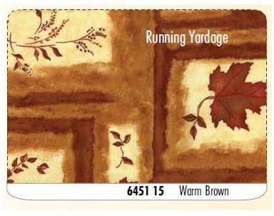 Sunrise Sunset - 6451 15 - Warm Brown-0