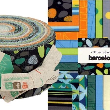 Barcelona Moda Jelly Roll-0