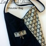 Little Black Dress Shoulder Bag Kit -0