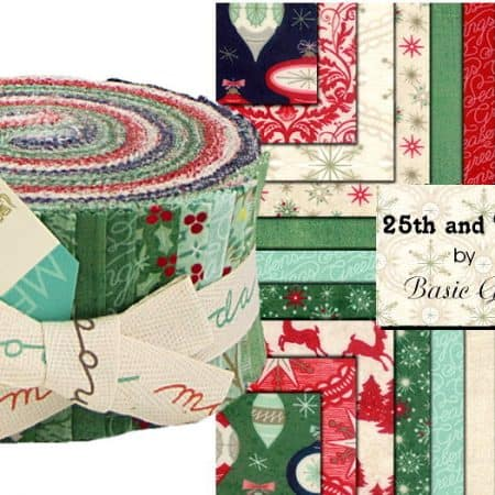 25th and Pine Moda Jelly Roll-0