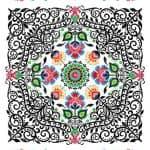 Anastasia Fabric Panel -0