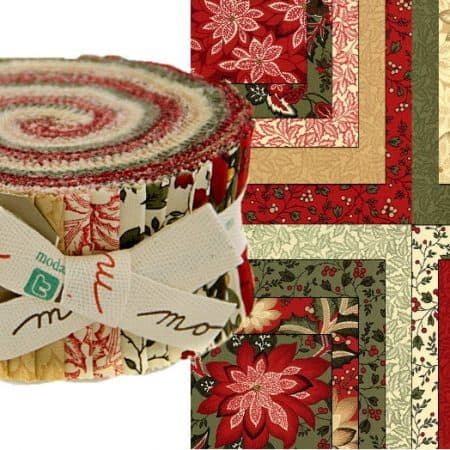 Merriment Moda Jelly Roll-0