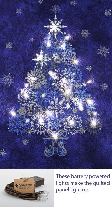 Starry Night Fabric Panel Lights-0