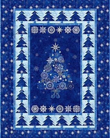 Starry Night Quilt Kit-0