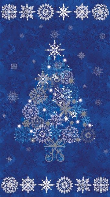 Starry Night Fabric Panel -0