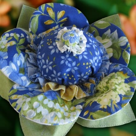 Summer Breeze Pincushion Kit-0