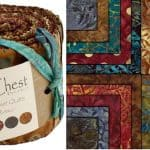 Hope Chest Batiks Moda Jelly Roll-0