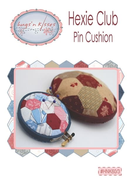 Hexie Club - Pin Cushion Kit-0
