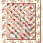 Sweet Romance Quilt Kit-0