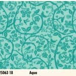 Birds & Berries - 25063 18 - Aqua-0