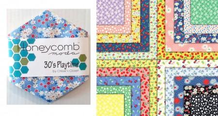 30s Playtime II Honeycomb + Free-0