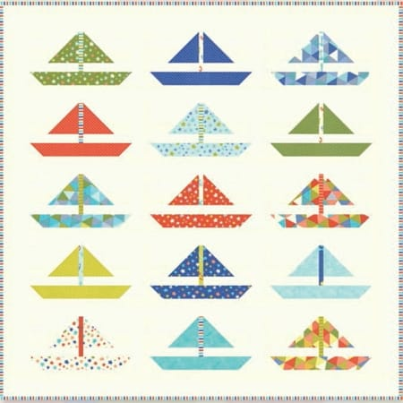 Bartholomeows Reef Quilt Kit-0