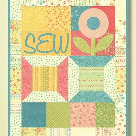 Spools & Things Quilt Kit-0
