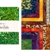 "Summer Vacation Batiks 5"" Charm Pack-0"