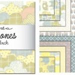 """Wee Ones 5"""" FLANNEL Charm Pack-0"""
