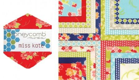 Miss Kate Moda Honeycomb + Free-0