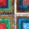 "Make Waves Batiks 5"" Charm Pack-16564"