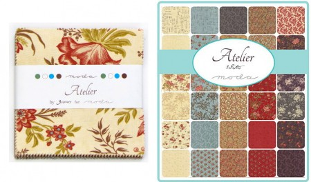 """Atelier 5"""" Charm Pack-0"""