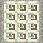 Townsquare Quilt Kit-0