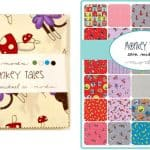 "Monkey Tales 5"" Charm Pack-0"