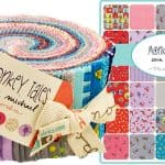 Monkey Tales Moda Jelly Roll-0