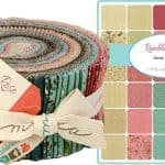 Rambling Rose Moda Jelly Roll-0