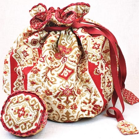 Reticule & Pincushion Kit-0