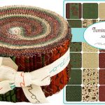 Turning Leaves Moda Jelly Roll-0