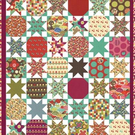 Avant-Garden Quilt Kit-0