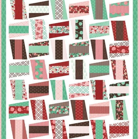Into the Woods Quilt Kit-0