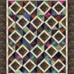 North Country Trail Quilt Kit-0