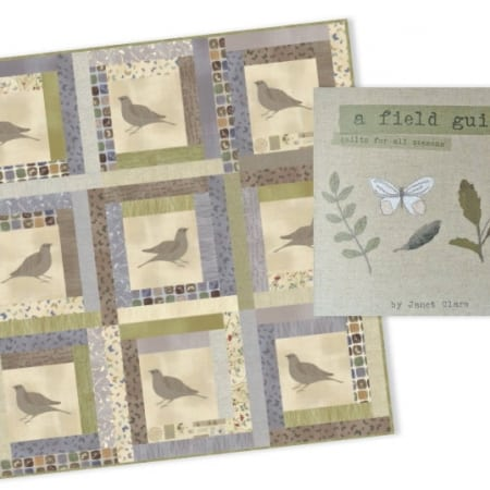 A Field Guide Quilt Pattern-0