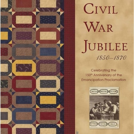 Civil War Jubilee Quilt Pattern-0