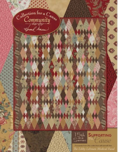 Collections Community Quilt Pattern-0