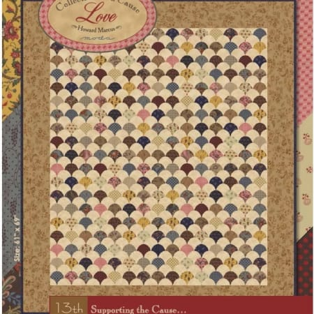 Collections Love Quilt Pattern-0