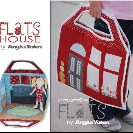 Flats Pattern-0