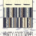 Hearty Good Wishes Quilt Pattern-0