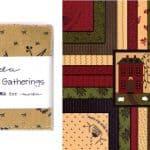 "Homestead Gatherings 5"" Charm Pack-0"