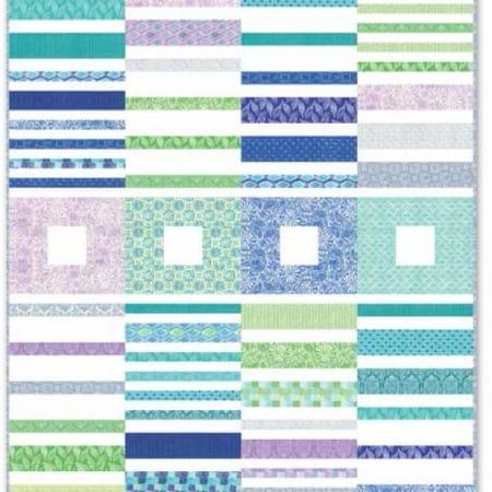 Horizen Quilt Pattern-0
