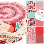 Kiss Kiss Moda Jelly Roll-0