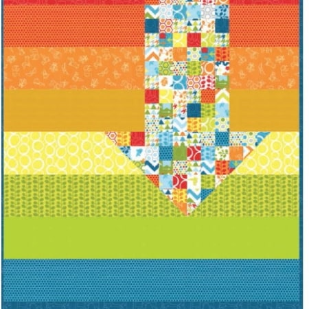 Mixed Bag Quilt Pattern-0