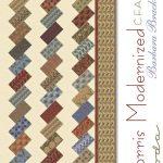 Morris Modernized Quilt Pattern-0