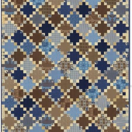 Nature's Basket Quilt Pattern-0