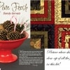 Pine Fresh Advent or Wallhanging Quilt Kit-16889
