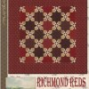 Richmond Reds Quilt Pattern-0