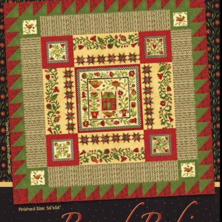 Round Robin Quilt Pattern-0