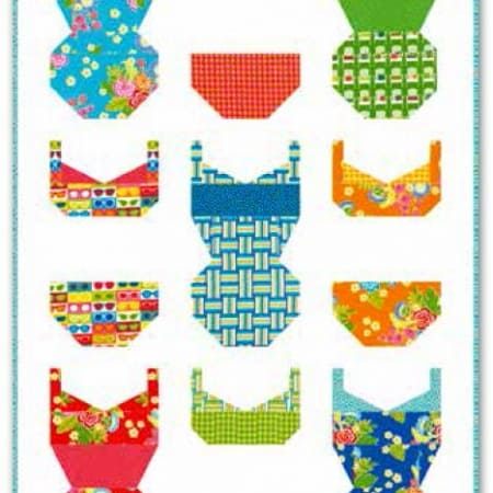 Sanibel Quilt Pattern-0