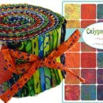 Calypso Batiks Moda Jelly Roll-0