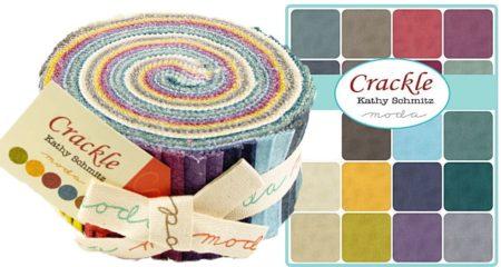 Crackle Moda Jelly Roll-0